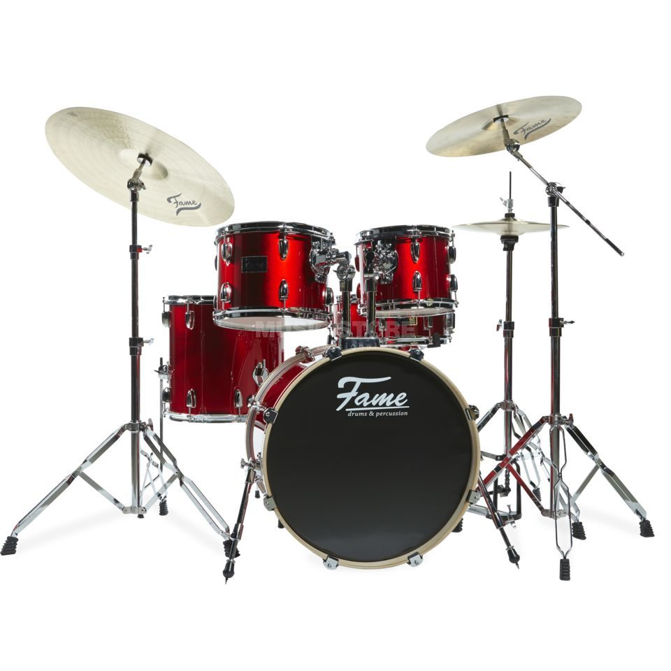 Fame Blaze Studio Set 5201, #Red Produktbillede