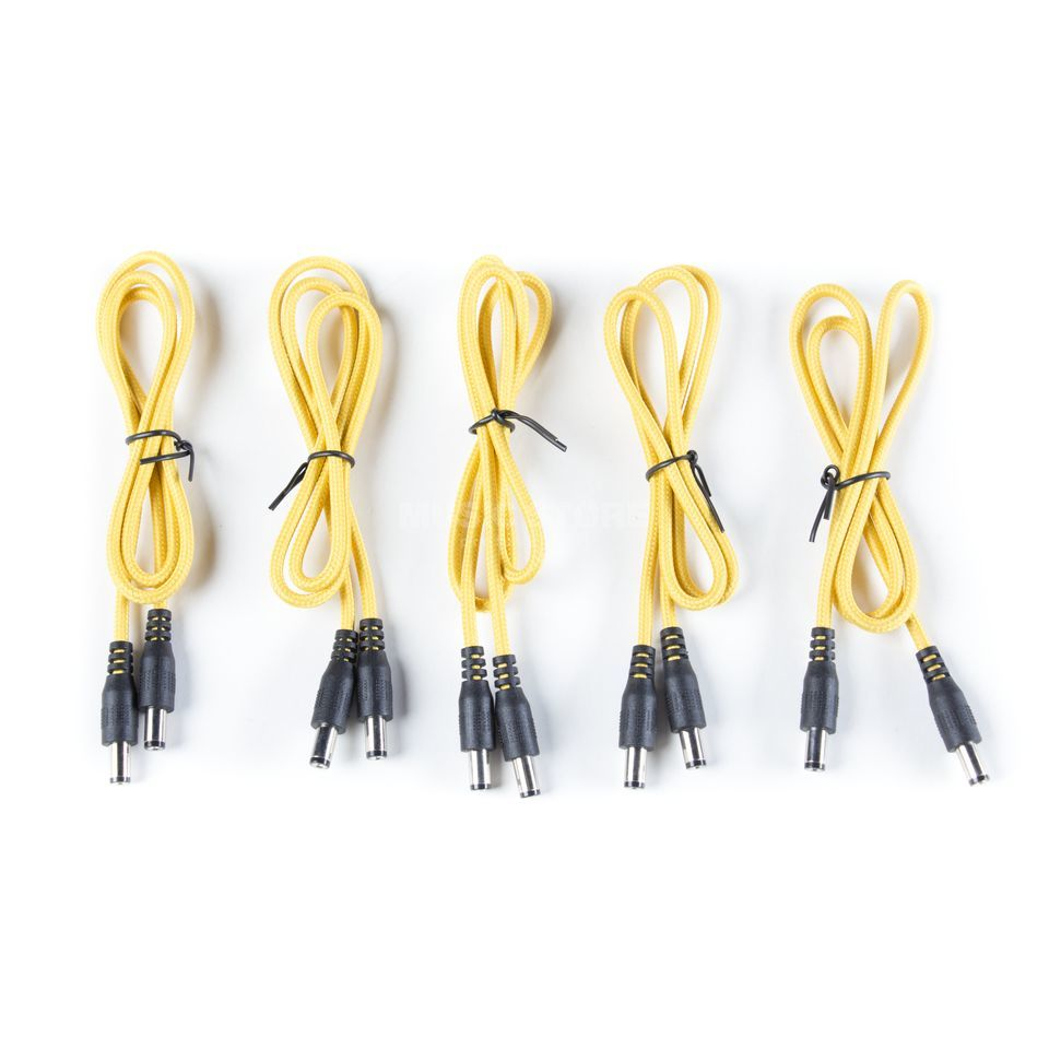 Fame DC Cable Set Yellow Product Image