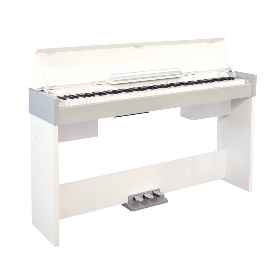 Fame DP-6000 Digital Piano White Produktbillede
