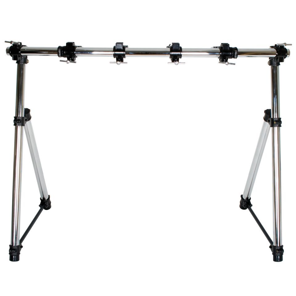 Fame DrumRack DR9000, incl. 4 Clamps Product Image