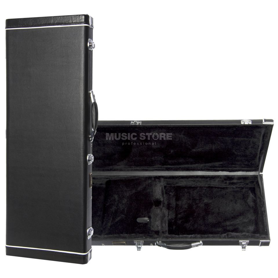 Fame EG-2 Electric Guitar Case Black Produktbillede