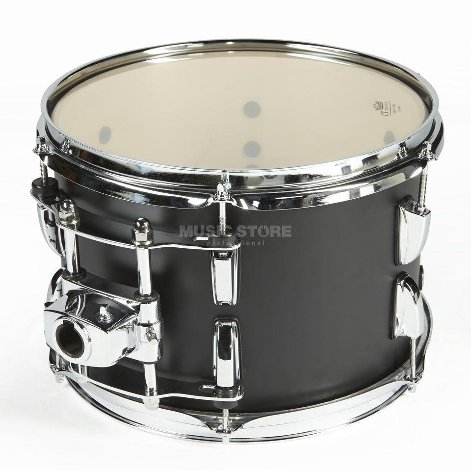 "Fame Fire Tom 13""x10"", #Matte Black 301A Product Image"