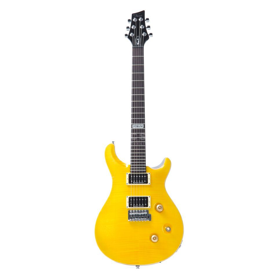 Fame Forum III SD Translucent Yellow Produktbild