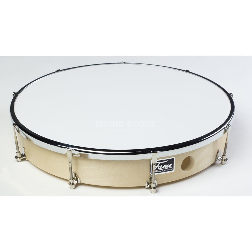 "Fame Frame Drum 12"" Mechanical Tuning Produktbillede"