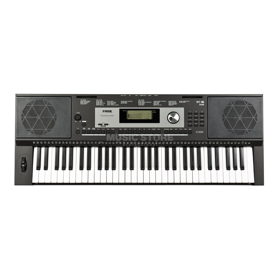 Fame G-300 Keyboard Product Image