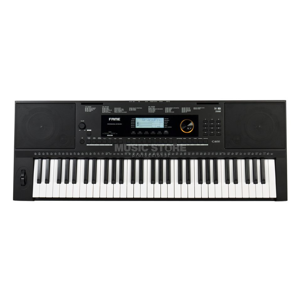 Fame G-400 Homekeyboard Product Image
