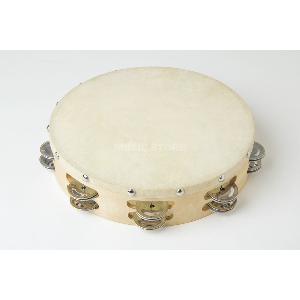 "Fame Headed Tambourine 10""  Produktbillede"