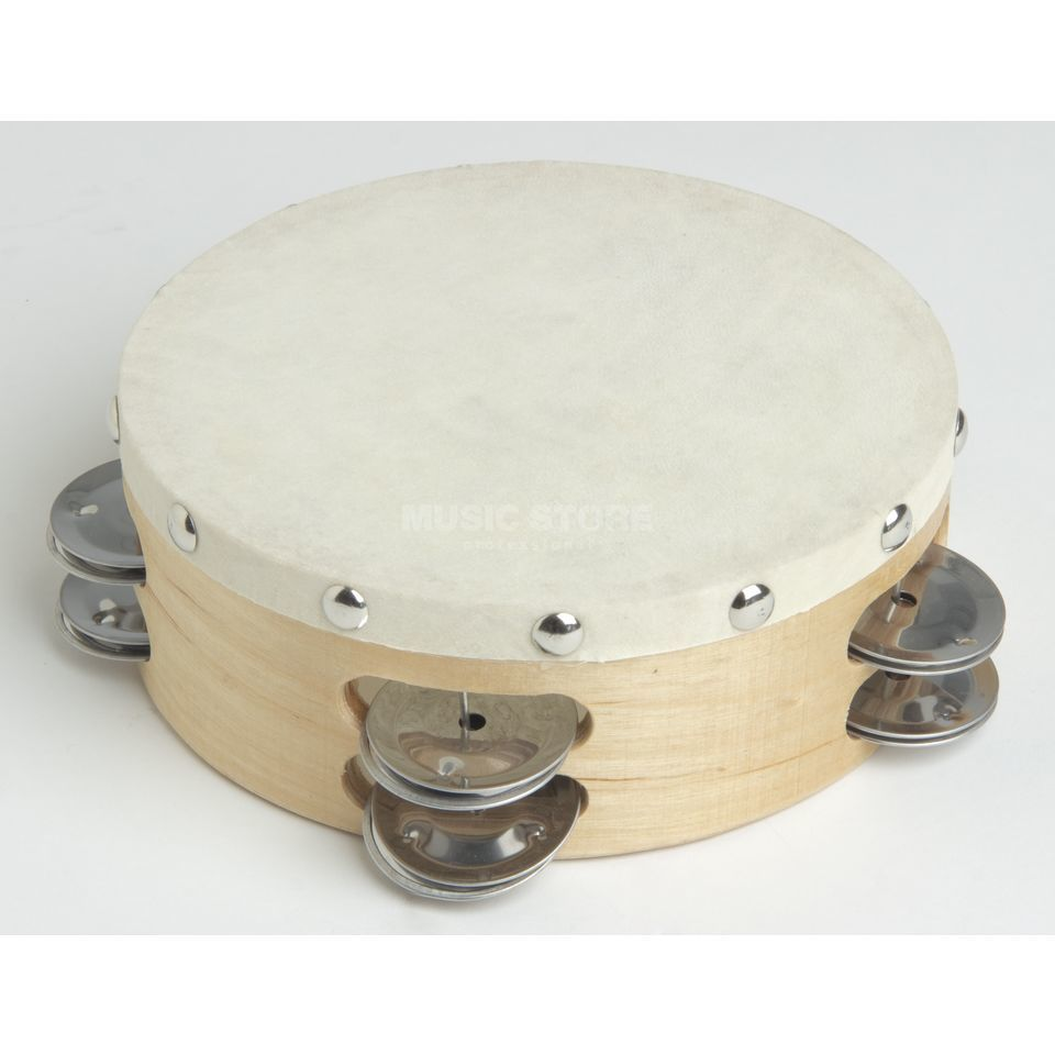 "Fame Headed Tambourine 6""  Produktbillede"