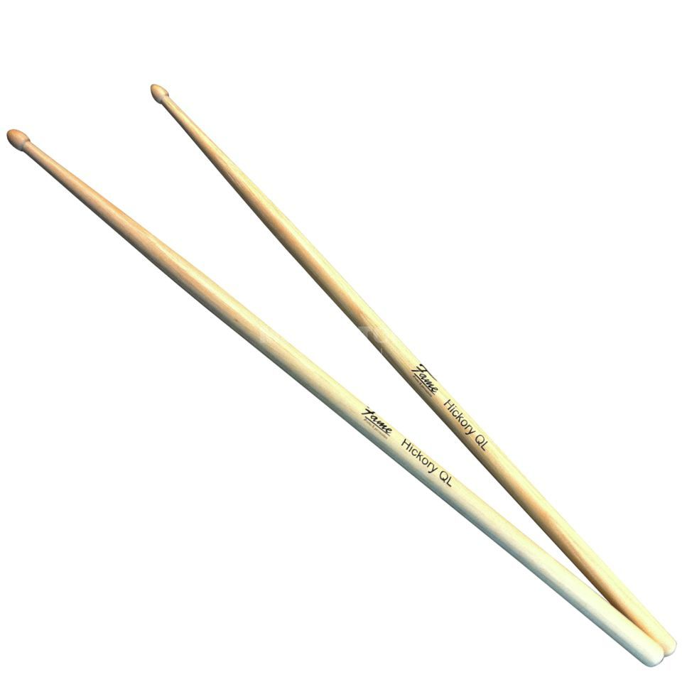 Fame Hickory Sticks QL, Wood Tip Produktbild