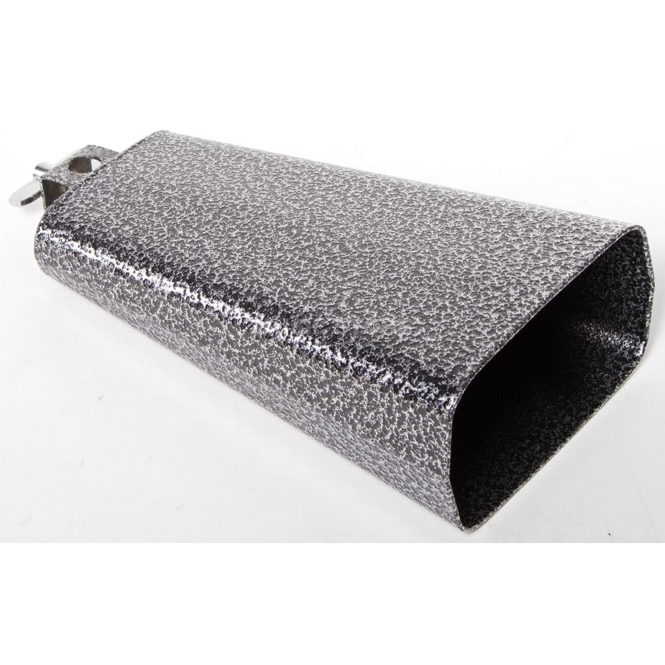 "Fame M1 Cowbell 8 1/2"" Black / Silver Product Image"
