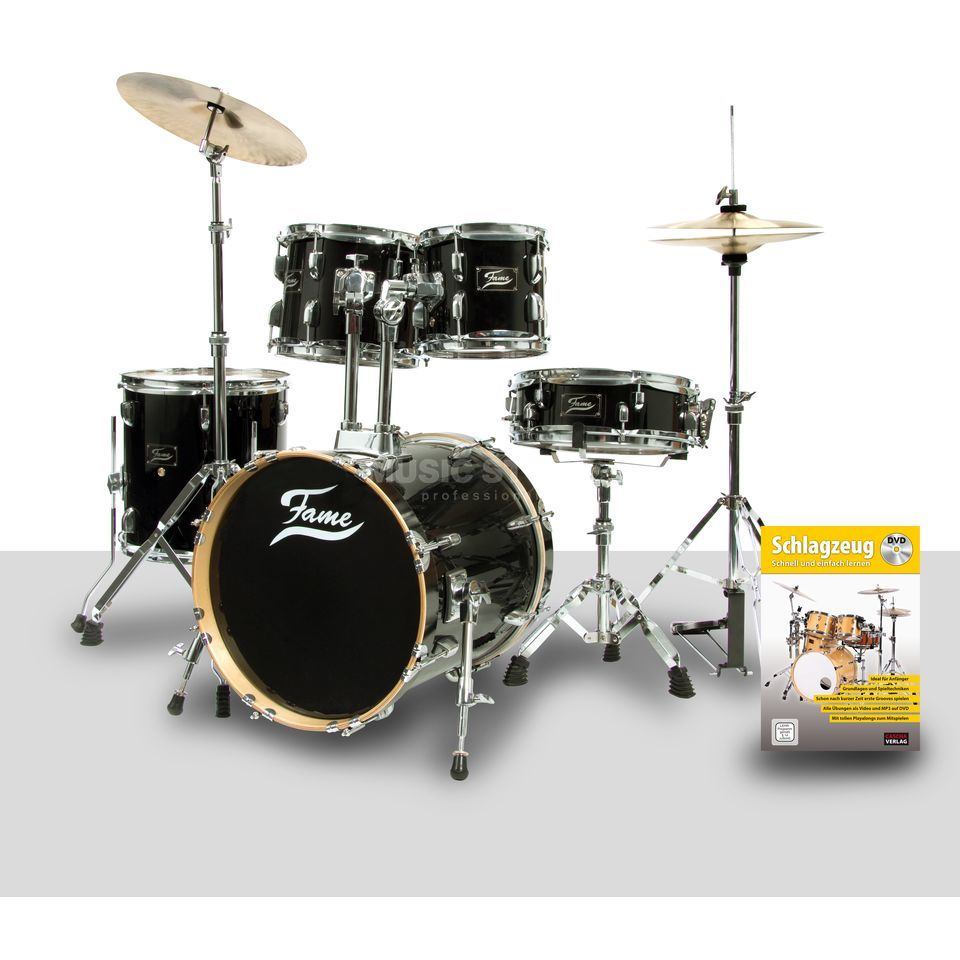 FAME Maple Standard Jungle 1 - Set Produktbillede