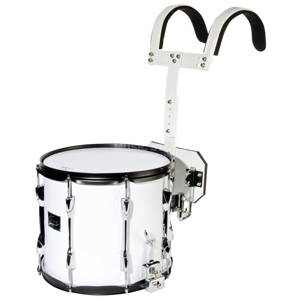 "Fame Marching Snare 14x12"" inkl. Tragegestell Produktbild"