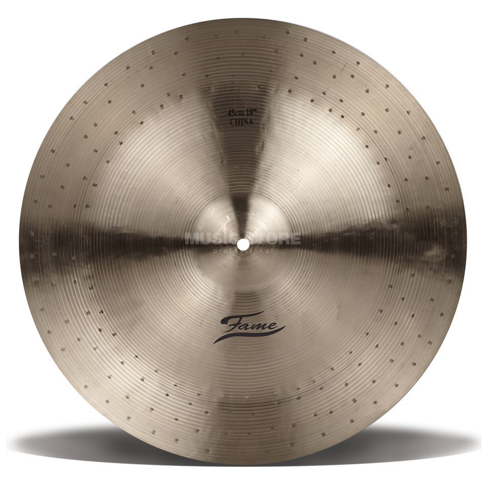 "Fame Masters B20 China 18"" Natural Finish Produktbild"