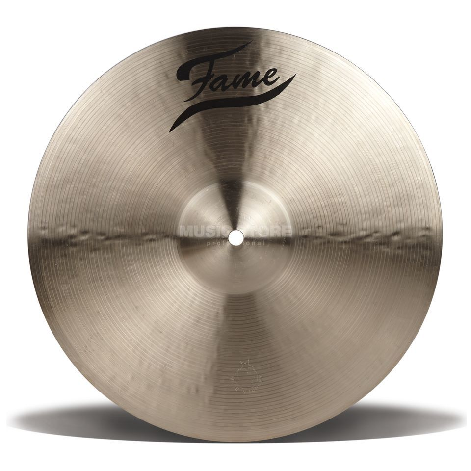 "Fame Masters B20 Crash 14"" Natural Finish Produktbillede"
