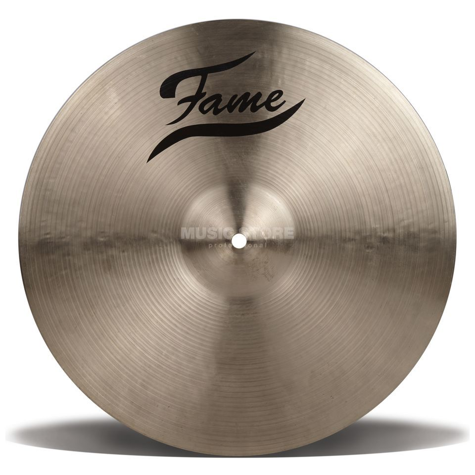 "Fame Masters B20 Crash 15"" Natural Finish Productafbeelding"