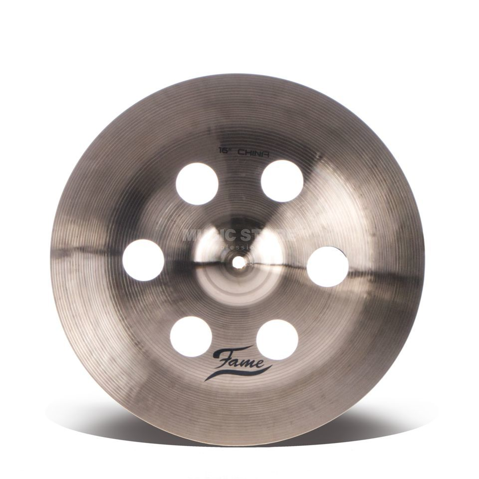 "Fame Masters B20 Holey China 16"" Natural Finish Produktbild"