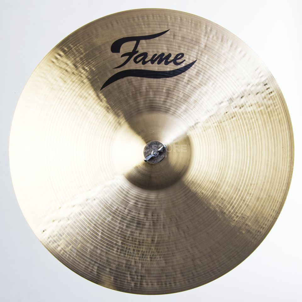 "Fame Masters B20 Medium Ride 20"", Natural Finish Produktbillede"
