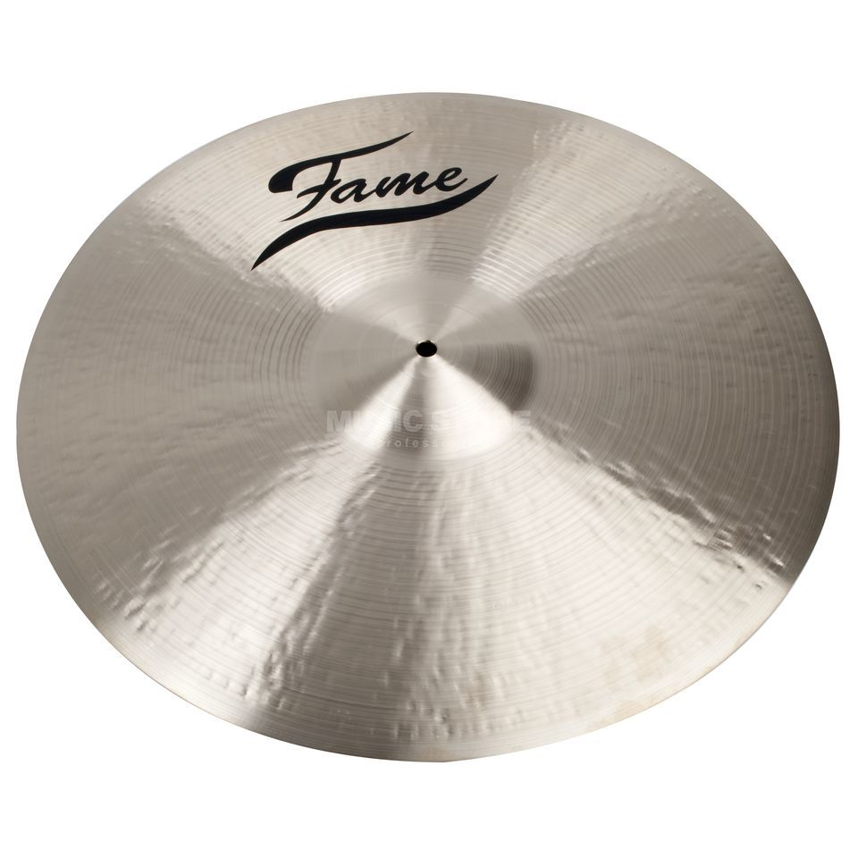 "Fame Masters B20 Ride 20"" Natural Finish Produktbillede"
