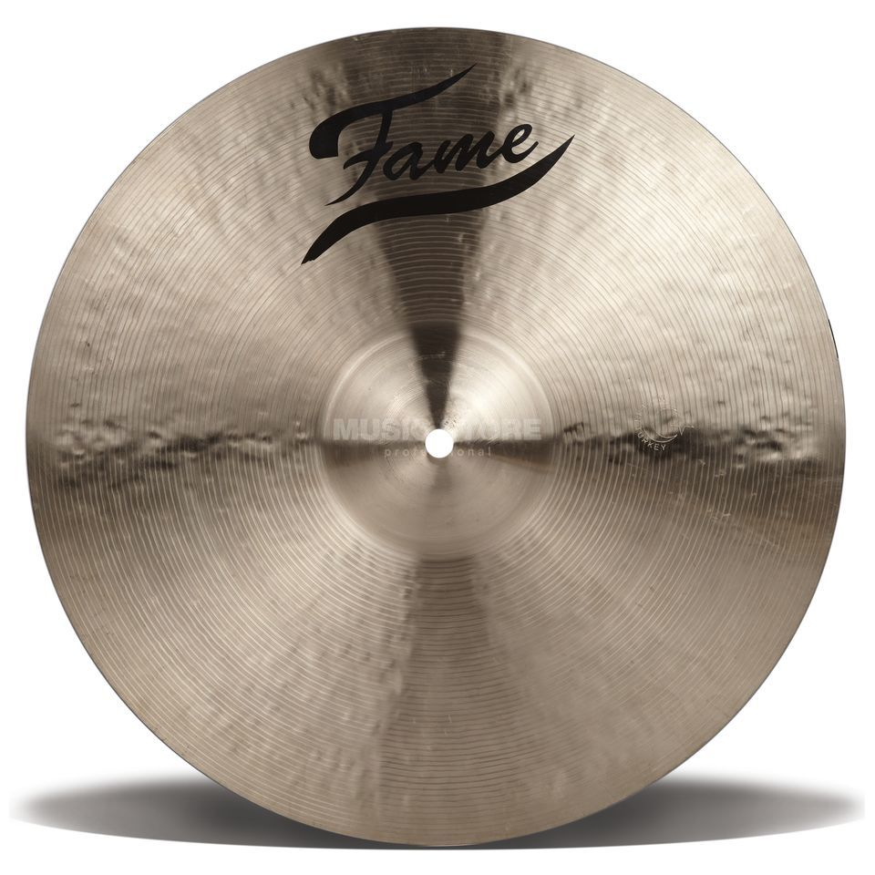 "Fame Masters B20 Thin Crash 16"", Natural Finish Imagem do produto"