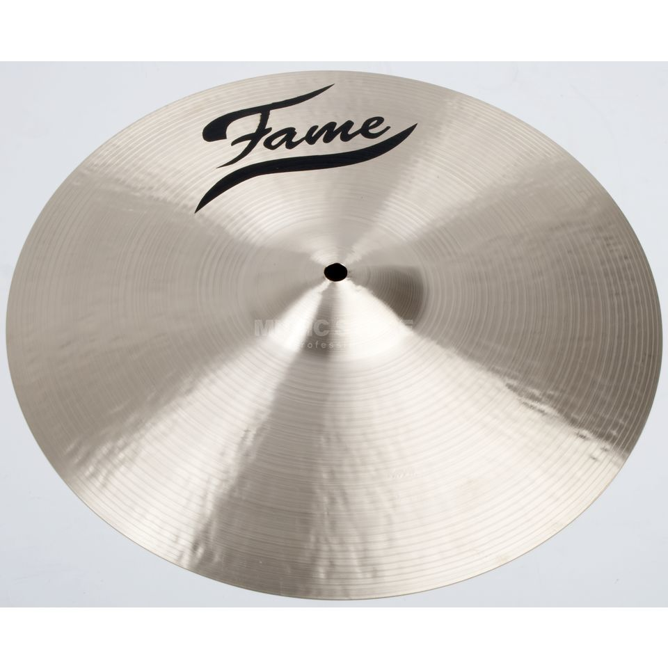 "Fame Masters B20 Thin Crash 18"", Natural Finish Produktbillede"