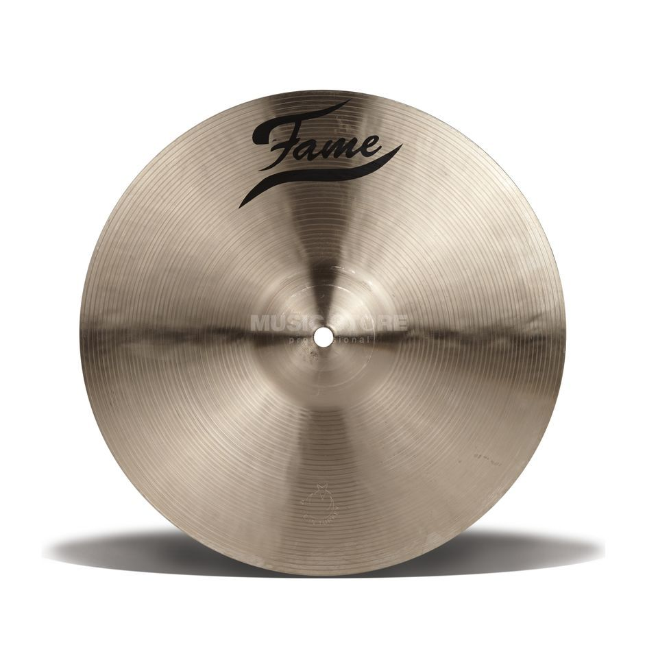 "Fame Masters B20 Thin HiHat 13"", Natural Finish Produktbild"