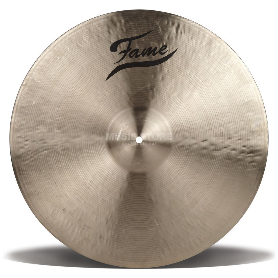 "Fame Masters B20 Thin Ride 20"", Natural Finish Produktbillede"