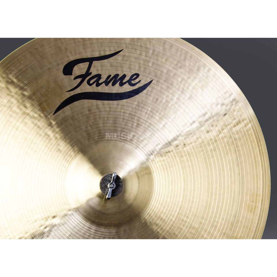 "Fame Masters B20 Thin Ride 22"", Natural Finish Produktbillede"