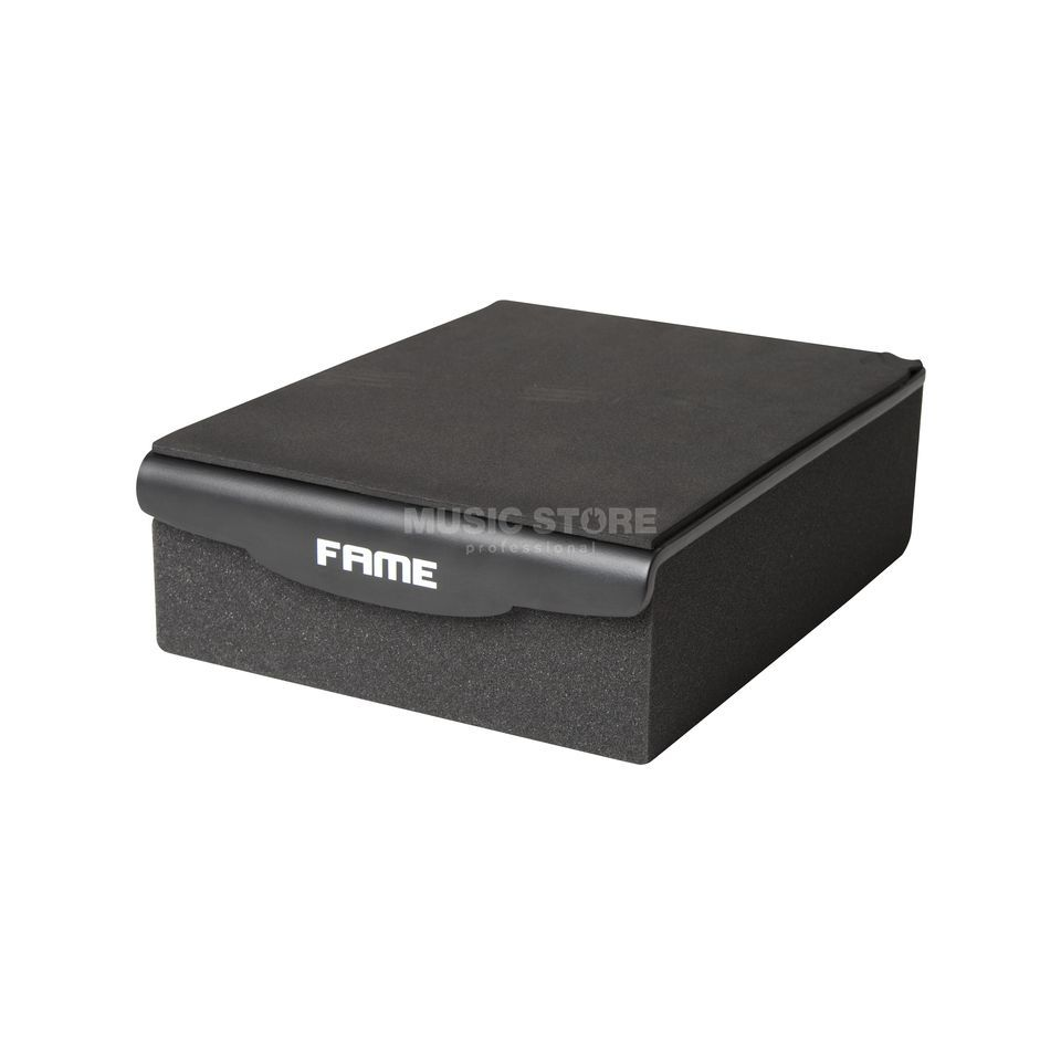 Fame MSI-100 Flat Speaker Pad Monitor Recoil Isolator Pad Produktbild