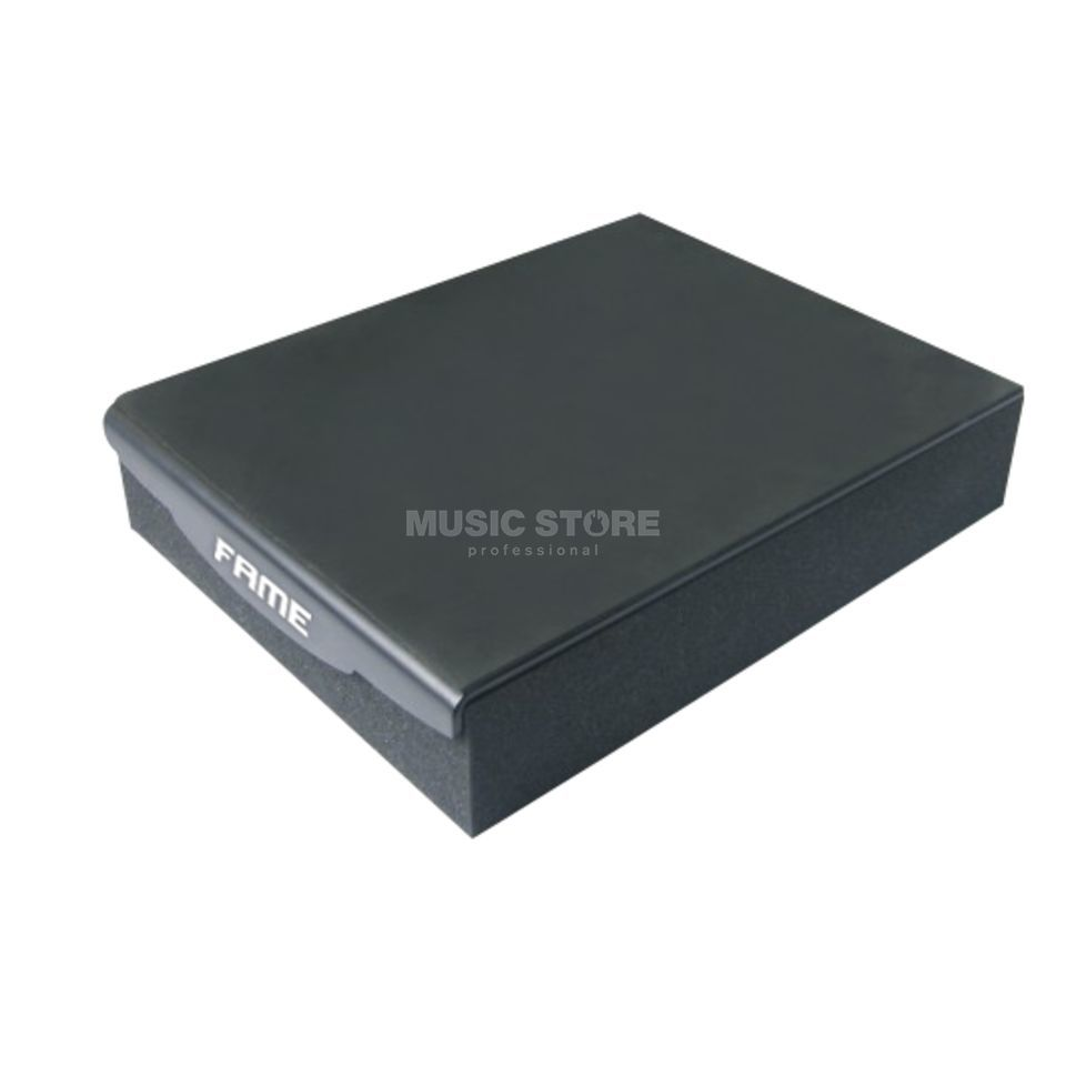 Fame MSI-125 5° Angle Speaker Pad Monitor Recoil Isolator Pad Produktbild