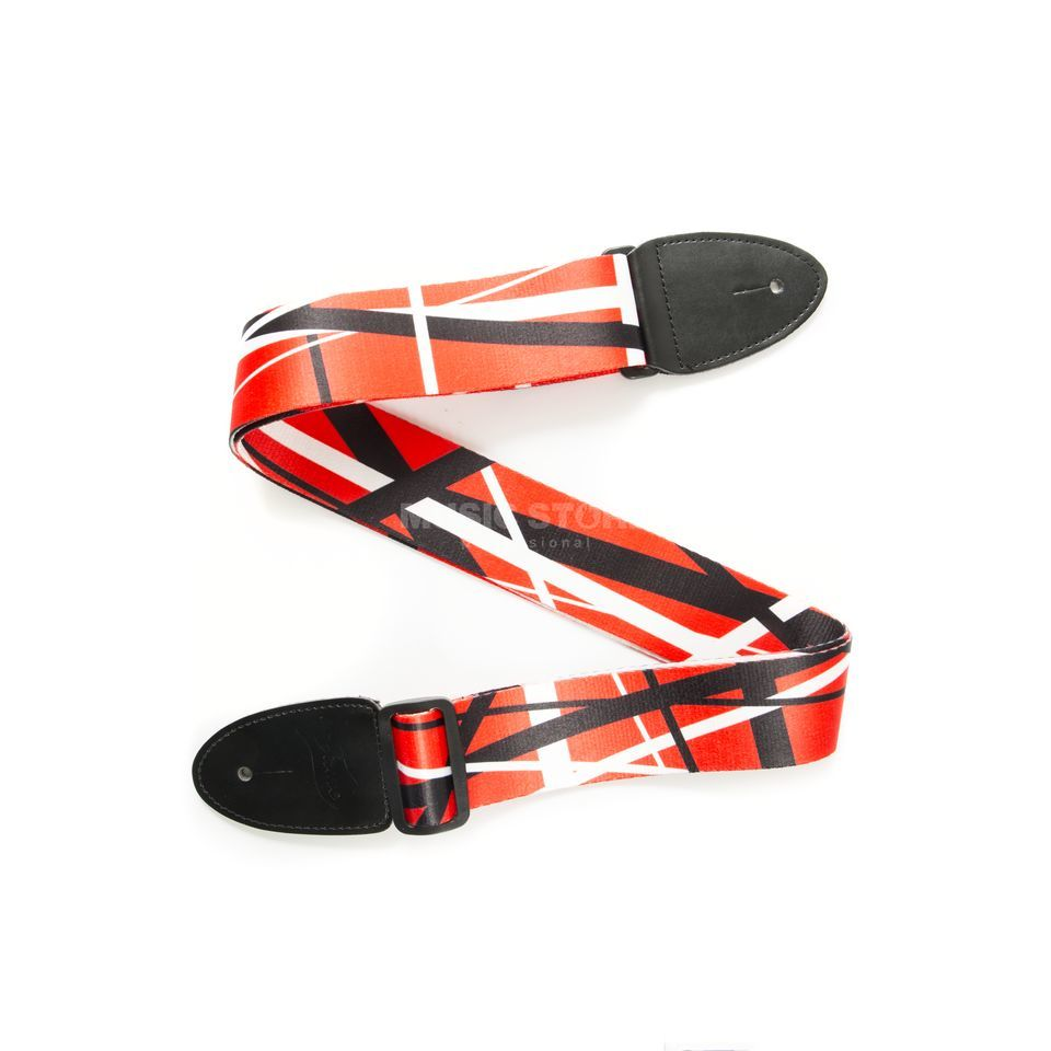 Fame Nylon Series Stripes Red/White/Black Product Image