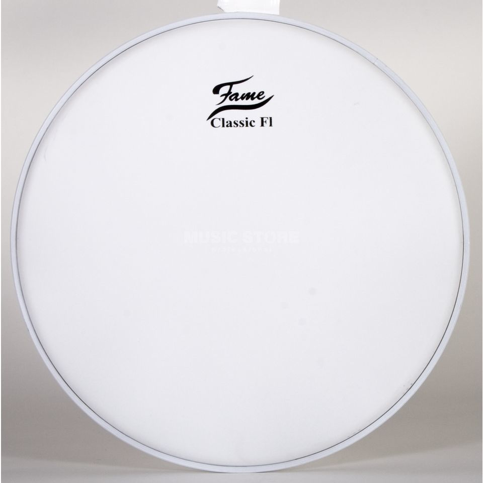 "Fame Parche para snare Classic F1, 14"", coated Imagen del producto"