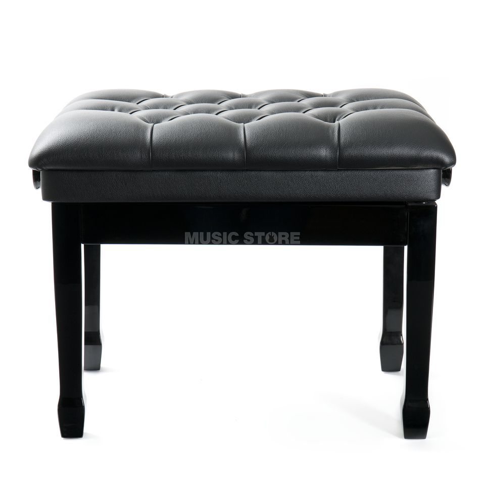 Fame PB-30 Piano Bench (Black Gloss) Product Image