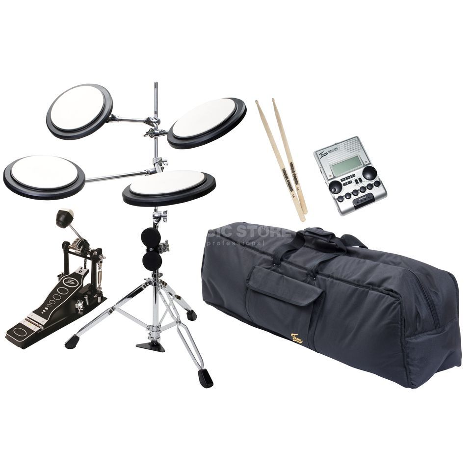 Fame Practice Pack Ii Set Dv247 Mini Metronome By 555 Product Image