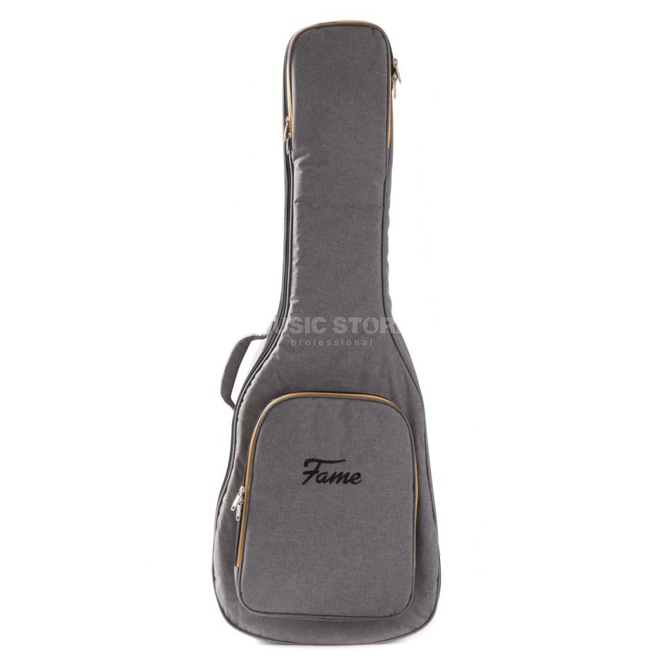 Fame Premium Bag Acoustic Dark Grey Product Image