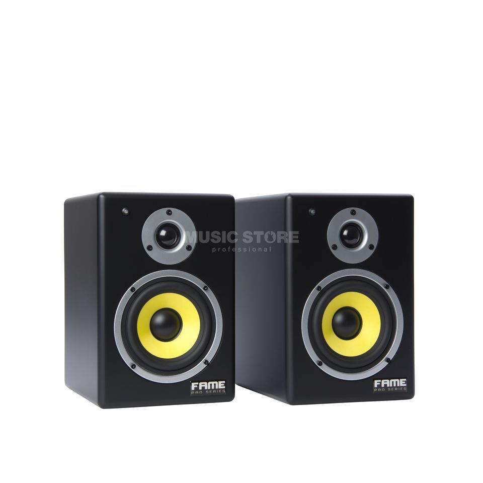 "Fame Pro Series RPM 5 active Monitor Speaker 5"" Produktbillede"