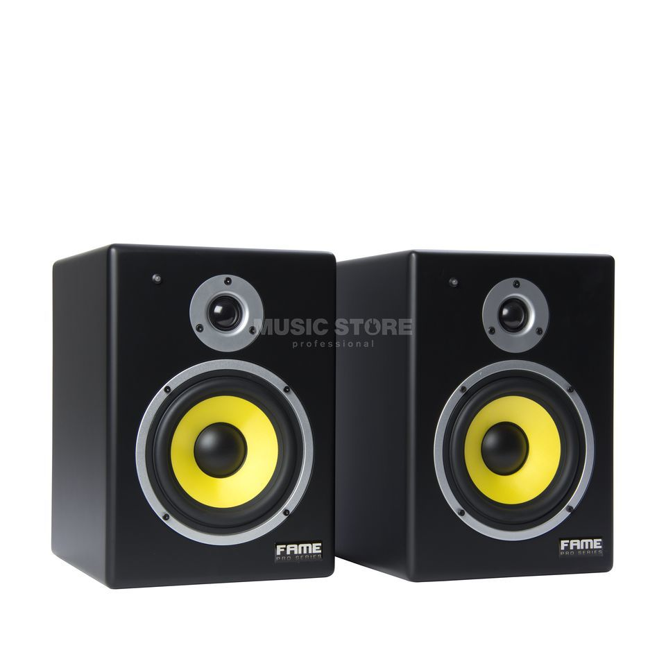 "Fame Pro Series RPM 6 active Monitor Speaker 6,5"" Produktbild"