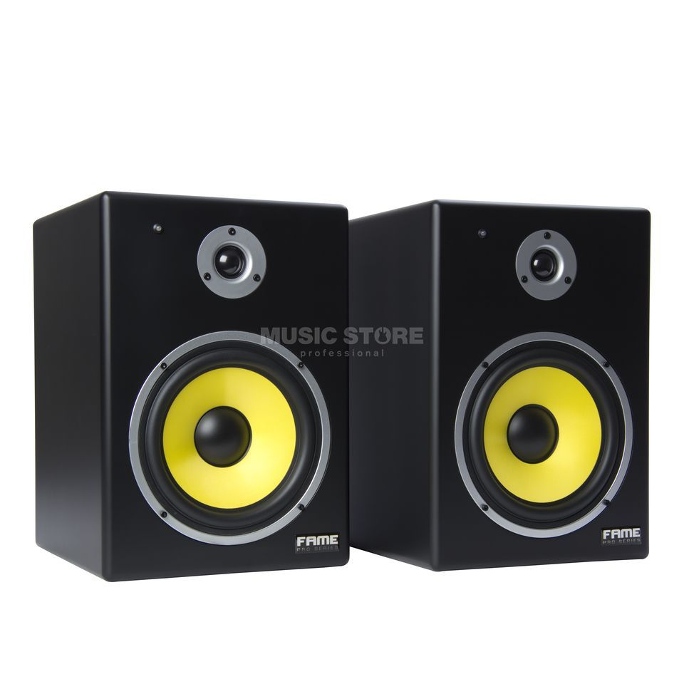 "Fame Pro Series RPM 8 active Monitor Speaker 8"" Produktbild"