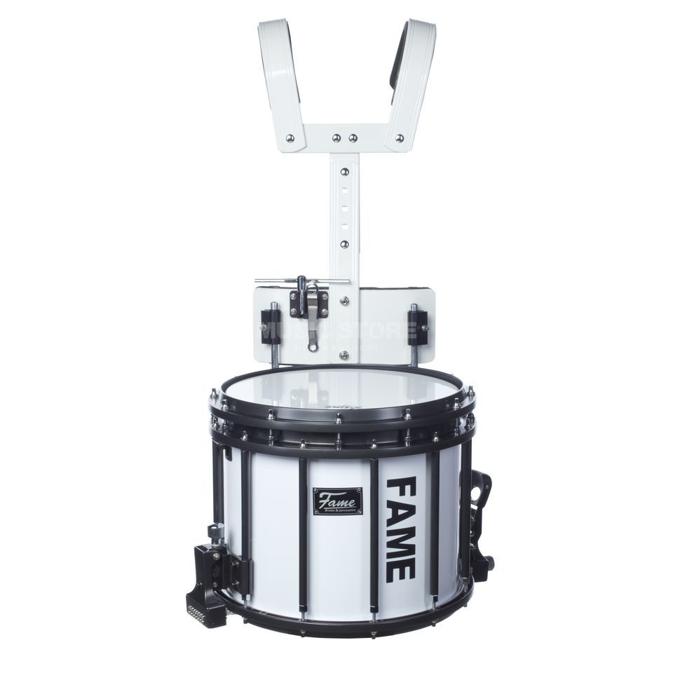 "Fame Prof. Marching Snare 14x12"" Birch, incl. Carrier Product Image"