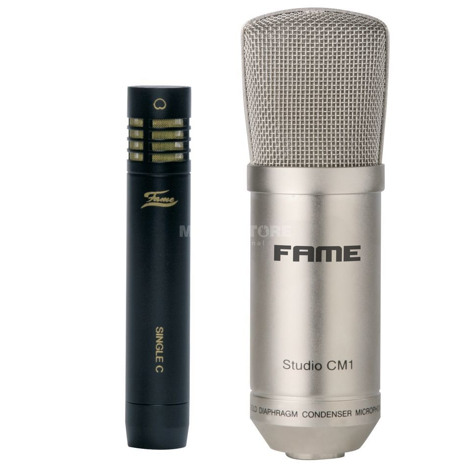 Fame Single C + Studio CM1 - Set Produktbild