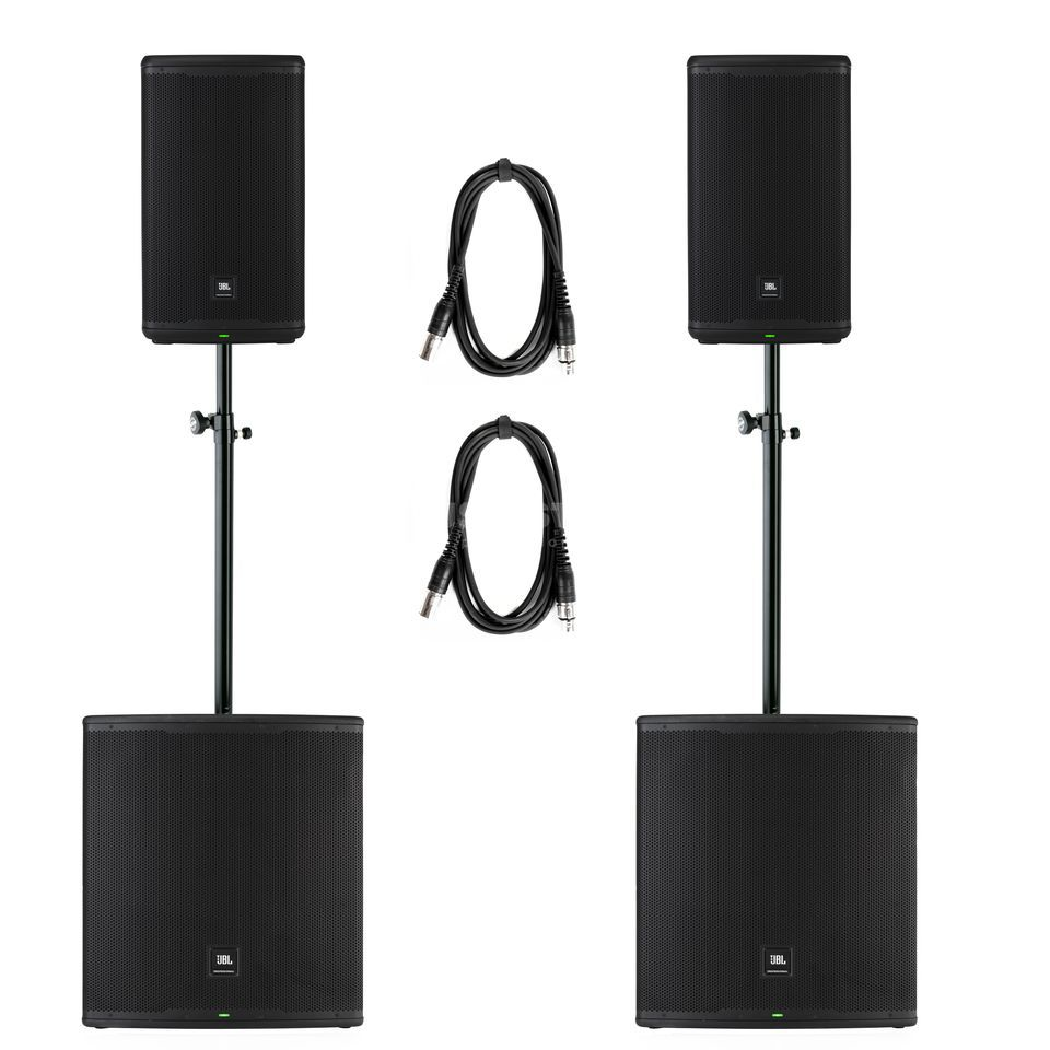Fame SM-250 Monitor - Set Product Image