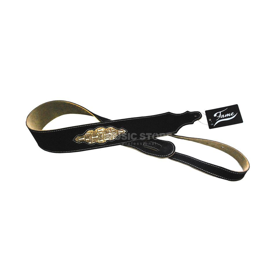 Fame Strap Crown Black/Gold Produktbild