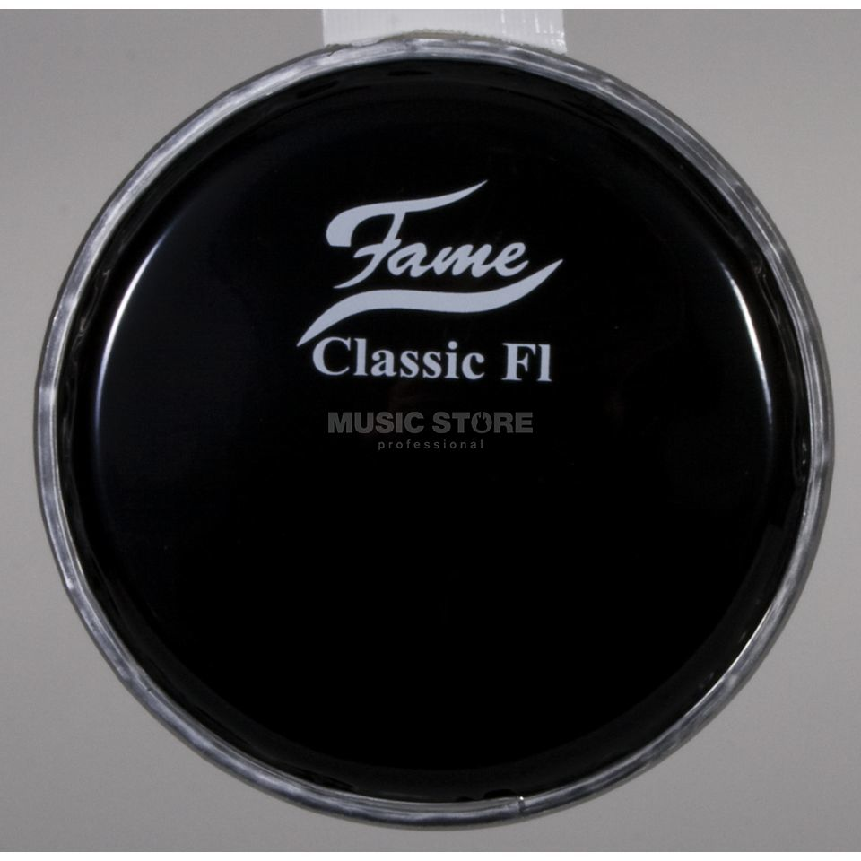 "Fame Tom Head Classic F1, 6"", black, f. Octobans Изображение товара"