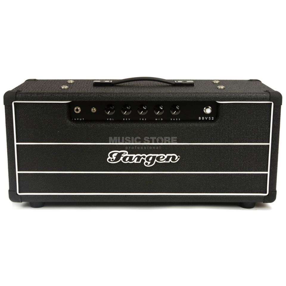 Fargen Amps Blackbird Head Demo Product Image