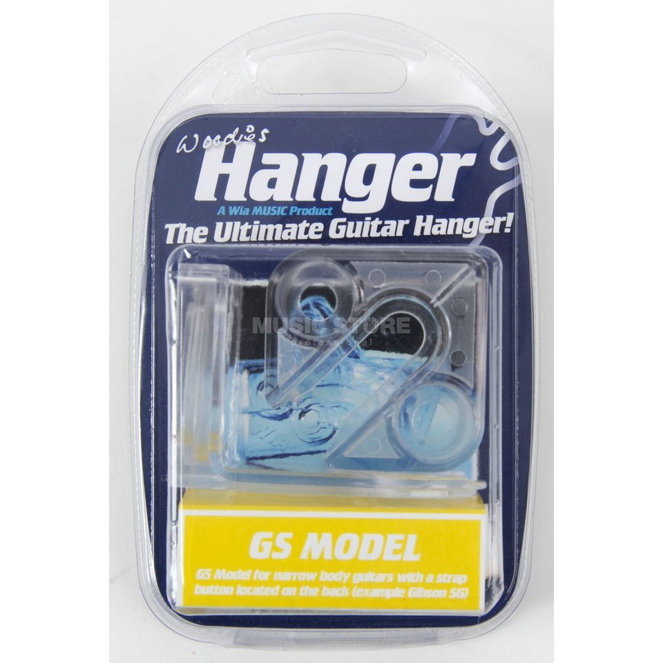 Farley`s Woodies Guitar Hanger GS  Product Image