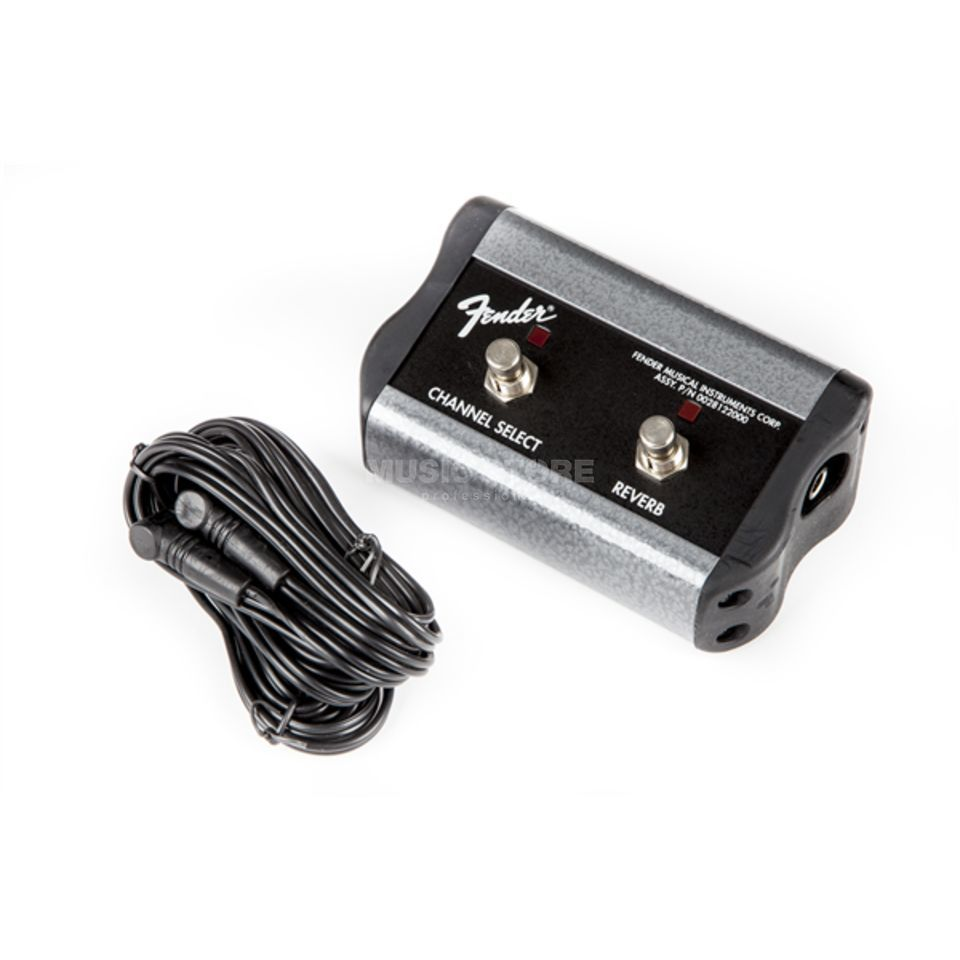Fender 2-Button Footswitch Blues Deluxe Produktbillede