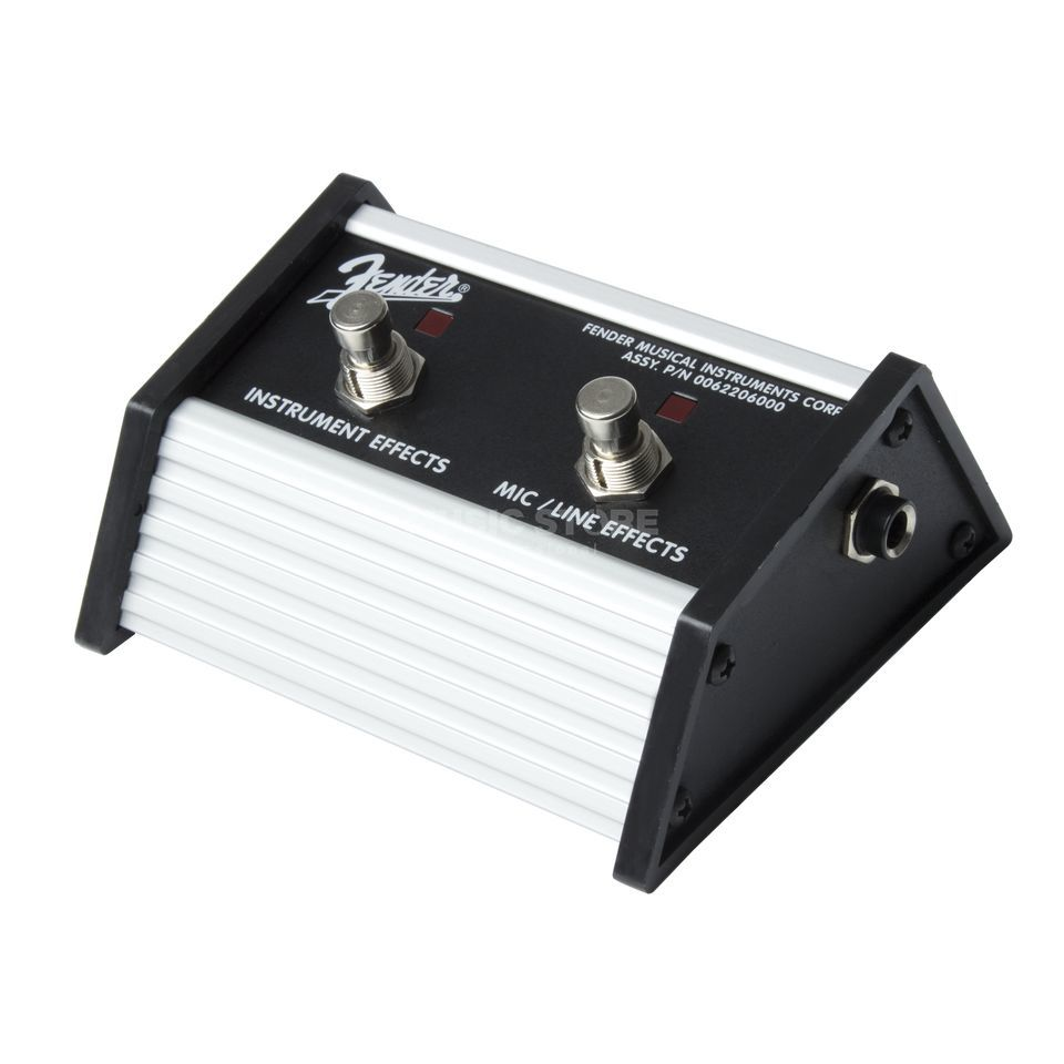 Fender 2-button Footswitch f.Acoustasonic Jr.DSP / 30 DSP Produktbillede