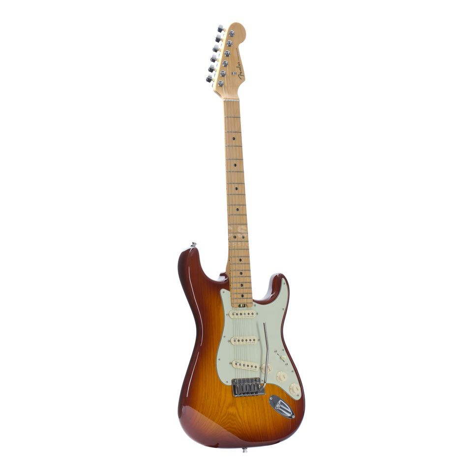 fender american elite stratocaster ash mn tobacco sunburst dv247 en gb. Black Bedroom Furniture Sets. Home Design Ideas