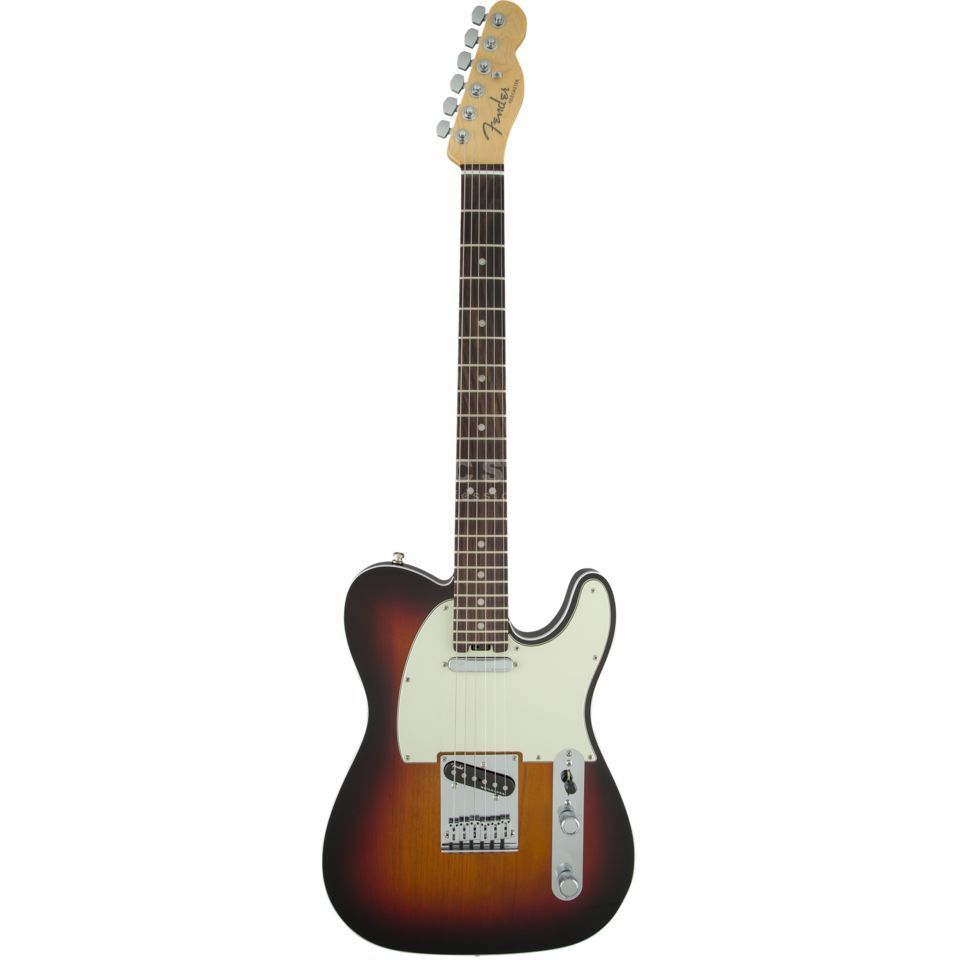 Fender American Elite Telecaster RW 3-Color Sunburst Product Image