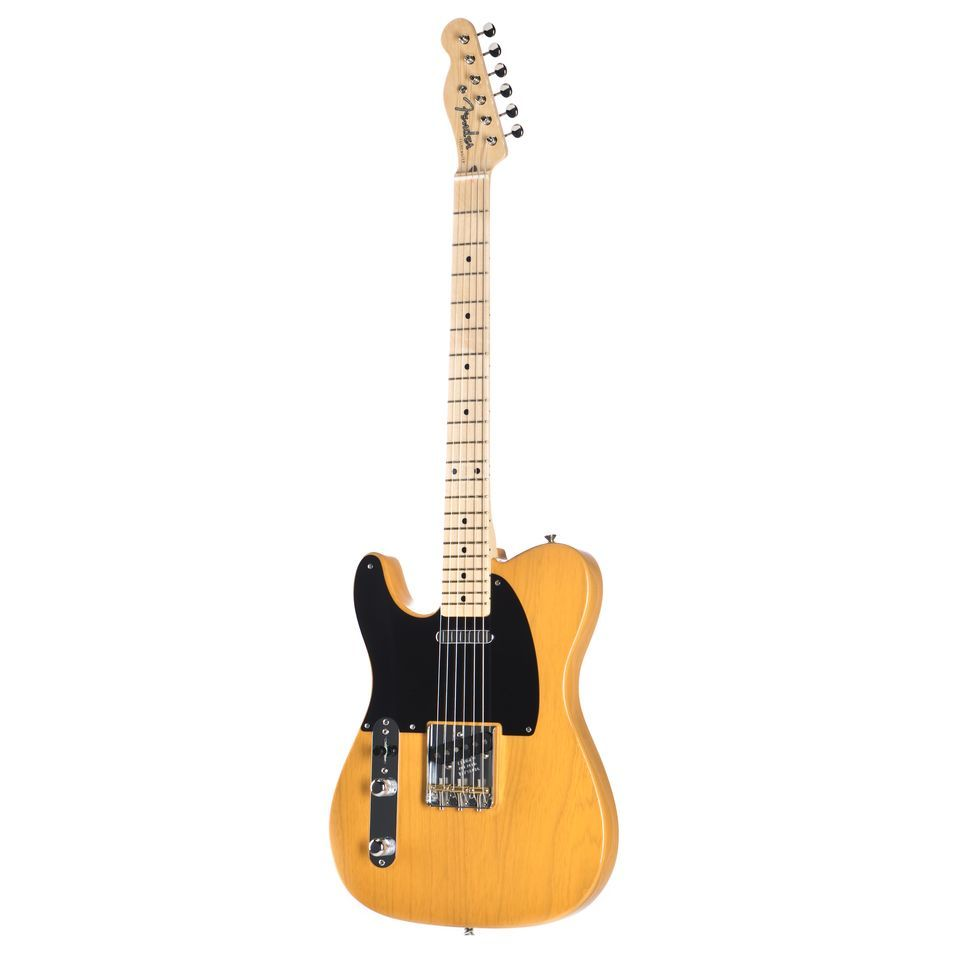 Fender American Original '50s Telecaster Lefthand MN Butterscotch Blonde Immagine prodotto