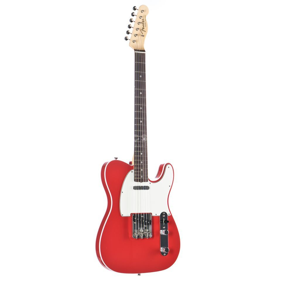 Fender American Original '60s Telecaster RW Fiesta Red Product Image